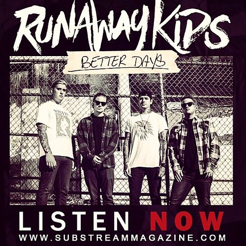 Check out @rjshankledrums in the new release from @runawaykidsofficial!                             http://substreammagazine.com/2015/04/exclusive-runaway-kids-lyric-video/.              .......                                  Had a lot fun on this sessi | by QDrumCo