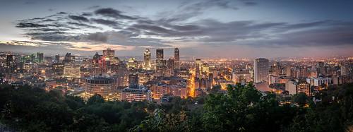 panorama montréal montreal