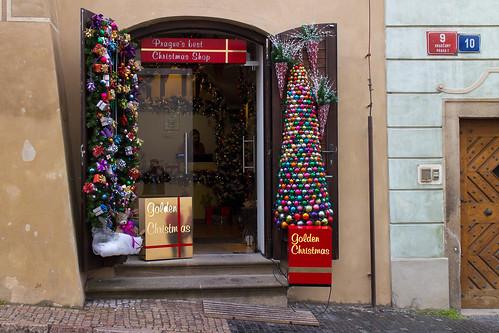 Joulukauppa on avoinna vuoden ympäri
