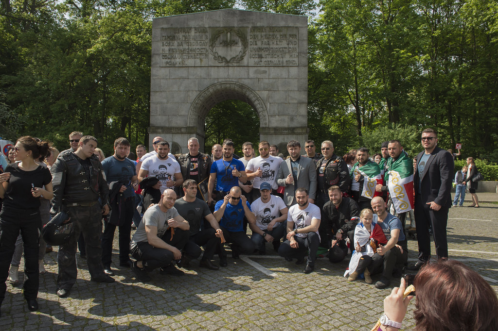 9.Mai 2015 in Berlin