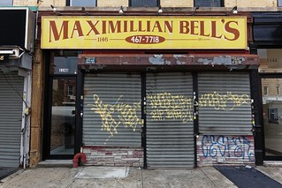 Maximillian Bell's | 1146 Nostrand Ave | Crown Heights | Brooklyn | NYC