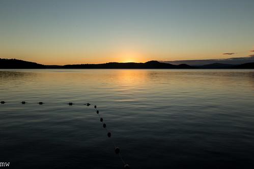 amesfarm lakewinnipesaukee newhampshire newengland sunrise lake