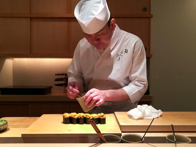 Chef Yoshitake