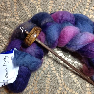 Bosworth Spindle/ Three Waters Farm BFL