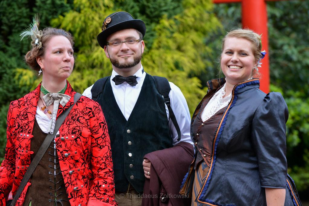 Hagenbeck Tierpark Romantik-Nächte Barocke Kostüme | Flickr