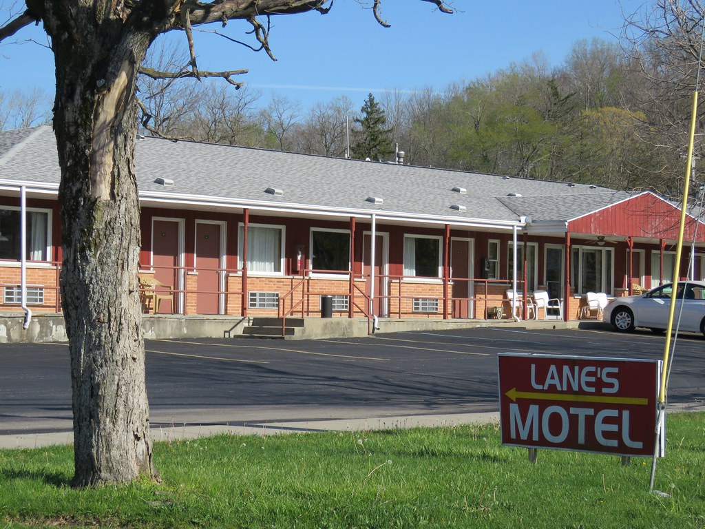 Lanes motel french lick indiana