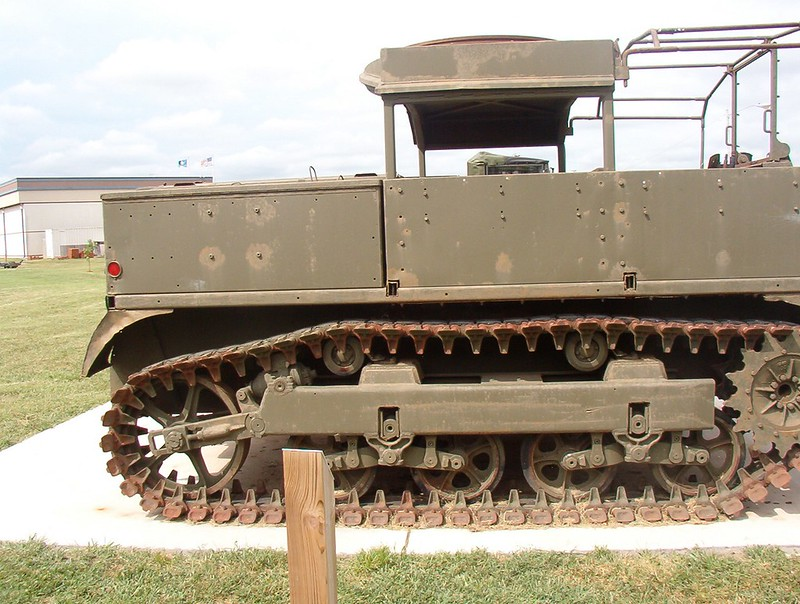 M5 High Speed Tractor 27