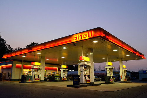 Shell Gas Station | by Open Grid Scheduler / Grid Engine