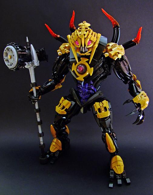 Makuta The Mask Breaker