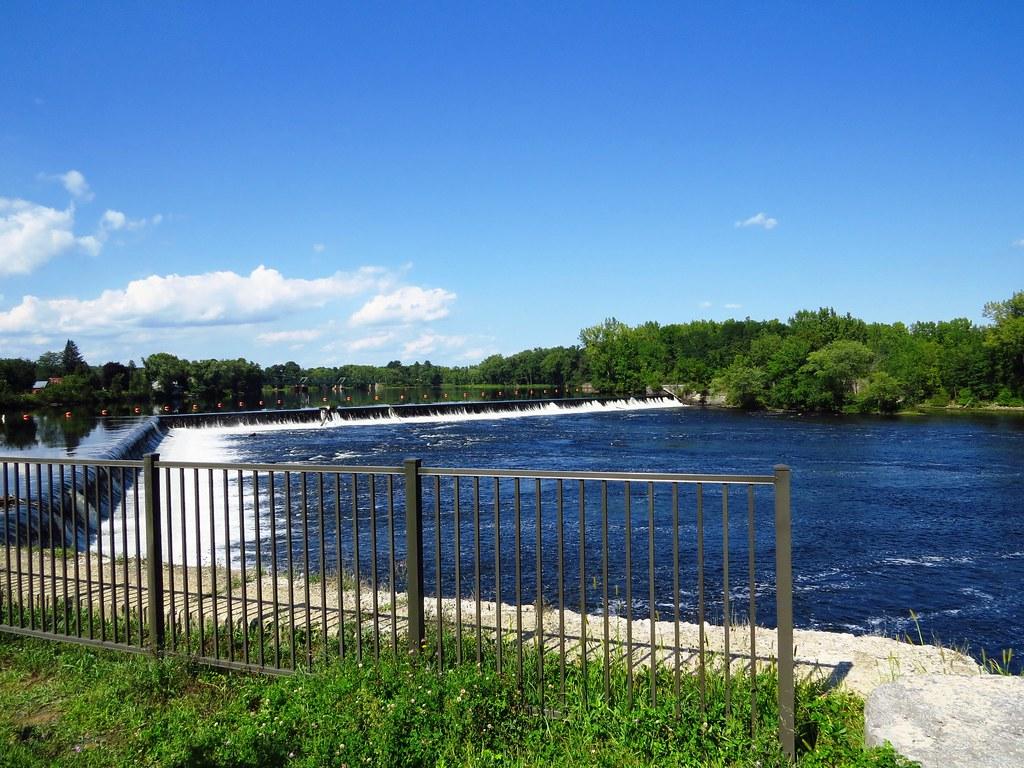 View at Hudson Crossing Park (2937)   Schuylerville, NY   Ellen   Flickr