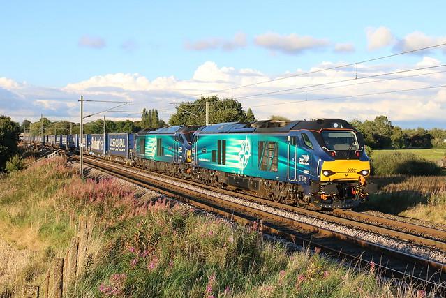 68021 & 68018 - 4M48.