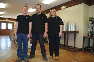 Rosewood Winery Crew 2016