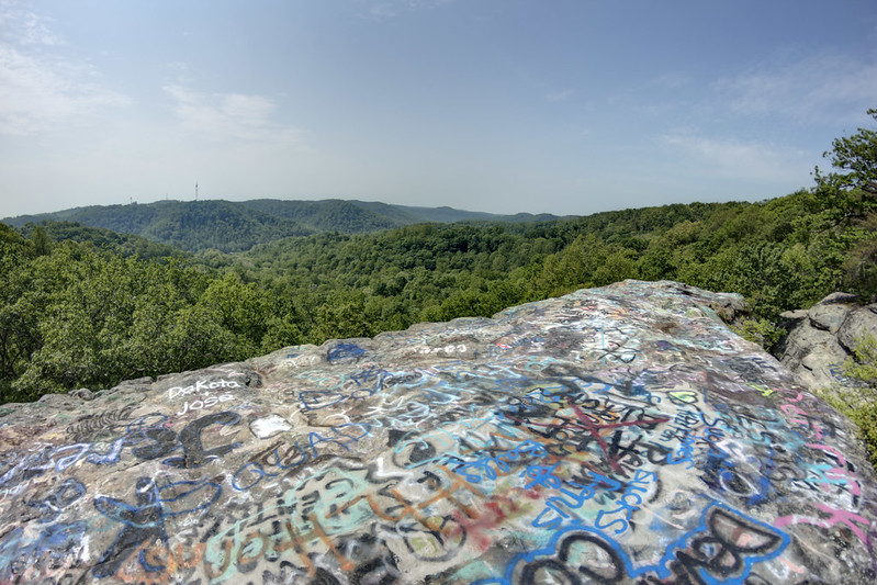 Burnt Ridge, Rockcastle County, Kentucky