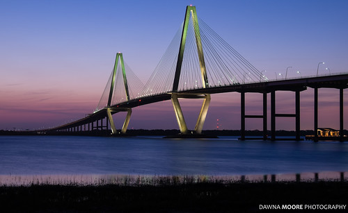 travel sunset usa sc night america dark photography evening us photo twilight lowlight unitedstates image dusk mountpleasant picture southcarolina charleston photograph bluehour atnight afterdark cooperriver charlestonharbor lowcountry cooperriverbridge ravenelbridge cablestayedbridge arthurraveneljrbridge southcarolinalowcountry dawnamoorephotography dawnamoorephotographycom