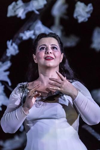 Lianna Haroutounian in action.
