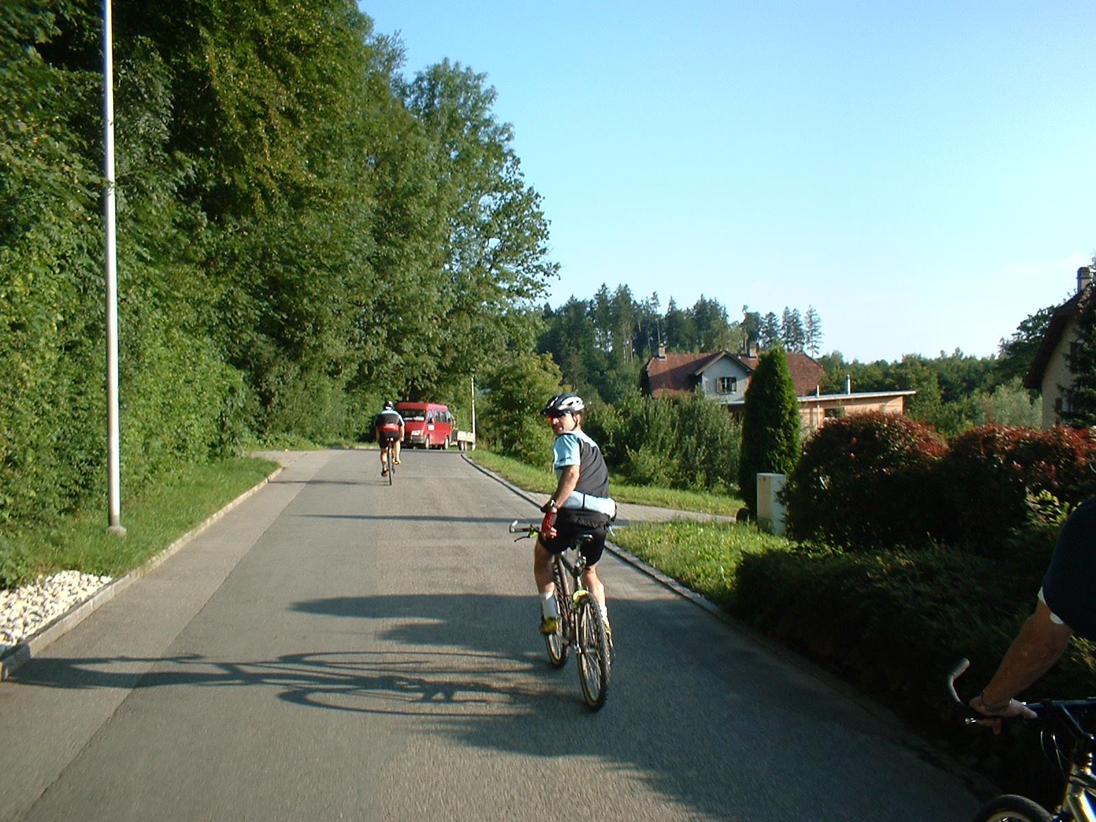 Veloausflug 2004