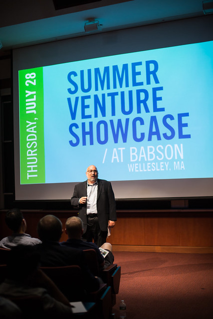 Summer Venture Showcase Wellesley 2016