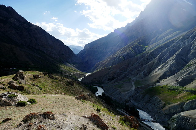 Margheb / Марғеб (Tajikistan) - Yaghnob River Valley