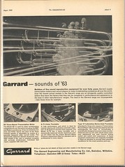 Garrard Adv Gram 0863