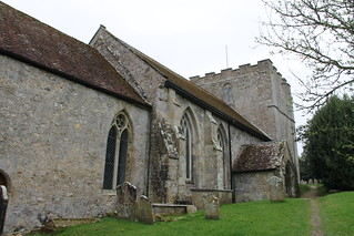Church of St. Michael the Archangel, Shalfleet
