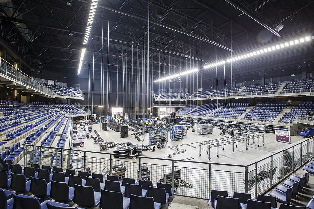 Lotto Arena Antwerp Visitflanders Flickr