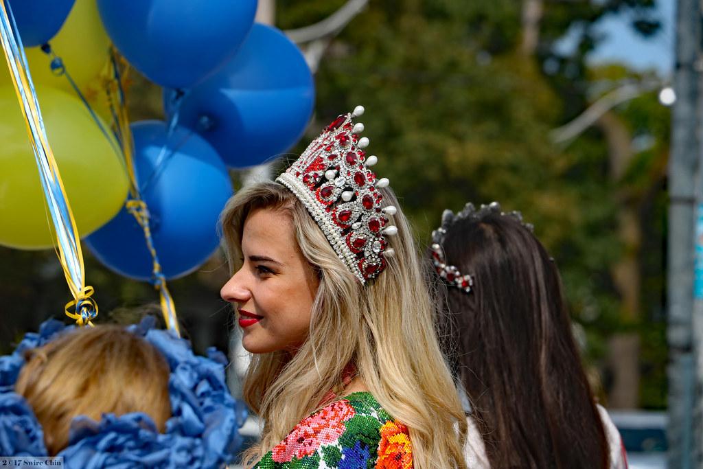 Faces of Toronto: Miss Ukraine | Toronto Ukrainian Festival … | Flickr