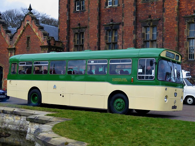 Sunderland Corporation Transport 48 (WBR248) - 01-04-18 (02)