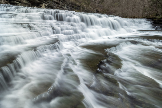Flat Creek Falls, Overton County, Tennessee 4