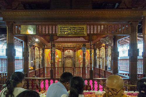 Sri Dalada Maligawa (Temple of the Holy Tooth) | by seghal1