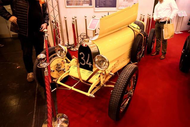 Bugatti Typ 358, BJ 1927