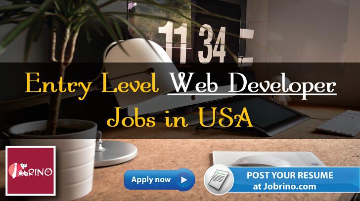 Entry Level Web Developer Jobs In Usa Find 1244 Entryleve Flickr