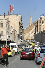Grote moskee van Aleppo