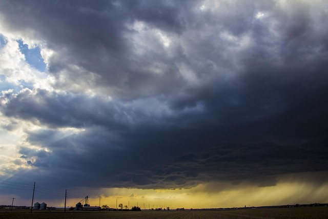 041215 - 2nd Storm Chase 2015