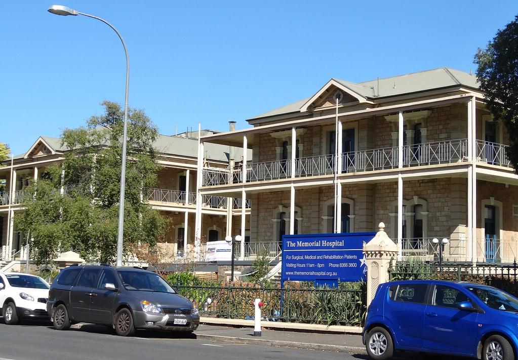 North Adelaide  Memorial Hospital  Established by Methodis