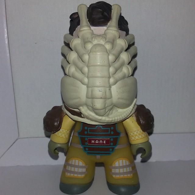 Alien Nostromo Collection Titans Vinyl Figures KANE FACE HUGGER