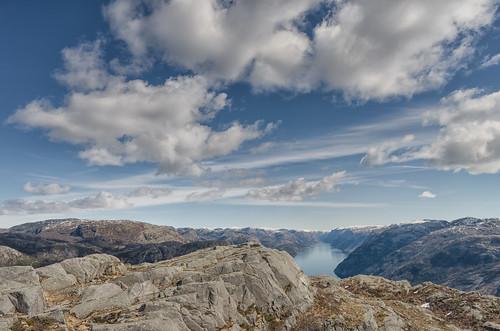 Lysefjord   by Hattifnattar