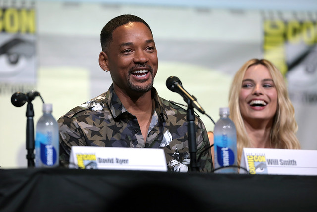 Will Smith & Margot Robbie