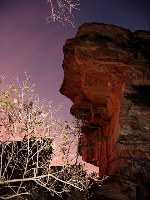 Kakadu Sunset -