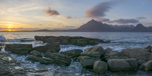 Hebridean evening