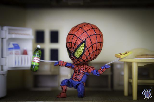 Spider Man- Nendoroid