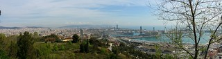 Barcelona panorama | by ST33VO