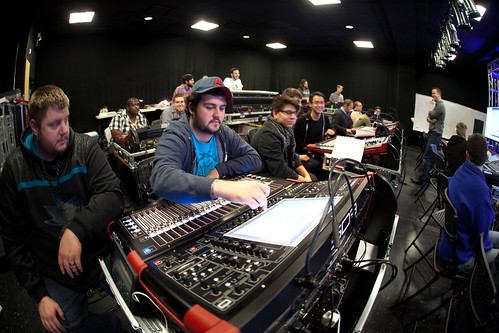 Show Production: Training with DiGiCo Consoles