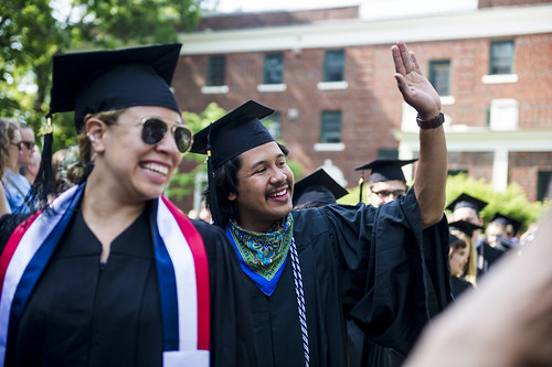 2015 WWC Commencement