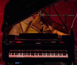 """Barely a Piano"" Andrew Sorensen NIME 2016   by johnrobertferguson"