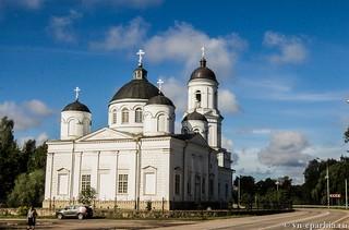Литургия в Ильинском соборе 775