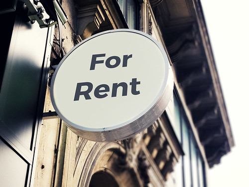 For Rent Sign   by pvn_images