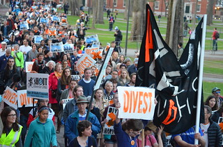 Harvard Heat Week Final Rally - April 17th, 2015 | by 350.org