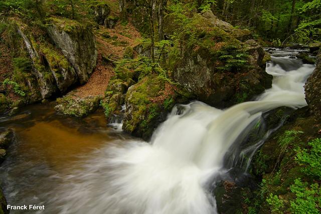 Cascade du Petit Tendon - Vosges