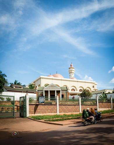building architecture islam religion mosque uganda kampala