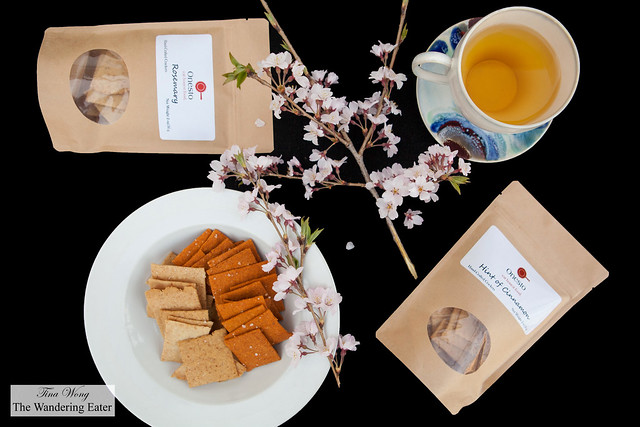 Onesto Artisan Crackers